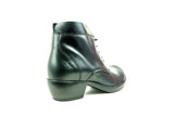 Mesu780Fly Black Ankle Boot - Walk Shoes