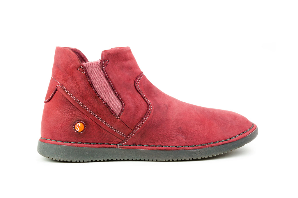 Tep413Sof Scarlet Ankle Boot - Walk Shoes