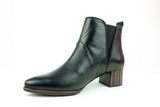 Canada Black Ankle Boot - Walk Shoes
