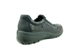 L7159-01 Black Shoe - Walk Shoes