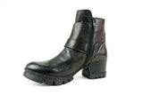 Jack Nero Ankle Boot - Walk Shoes