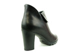 Dipartment Black Ankle Boot