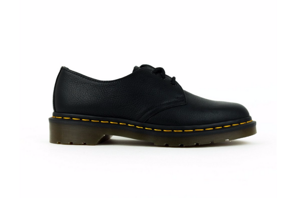 Dr. Martens 1461 3 Eye Shoe Black Shoe