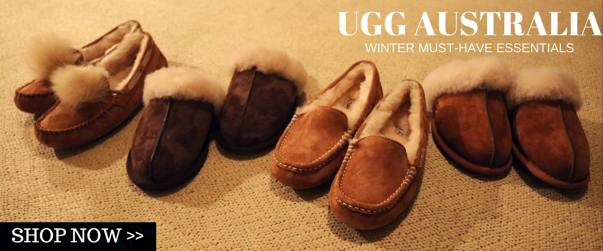 Shop our Ugg collection