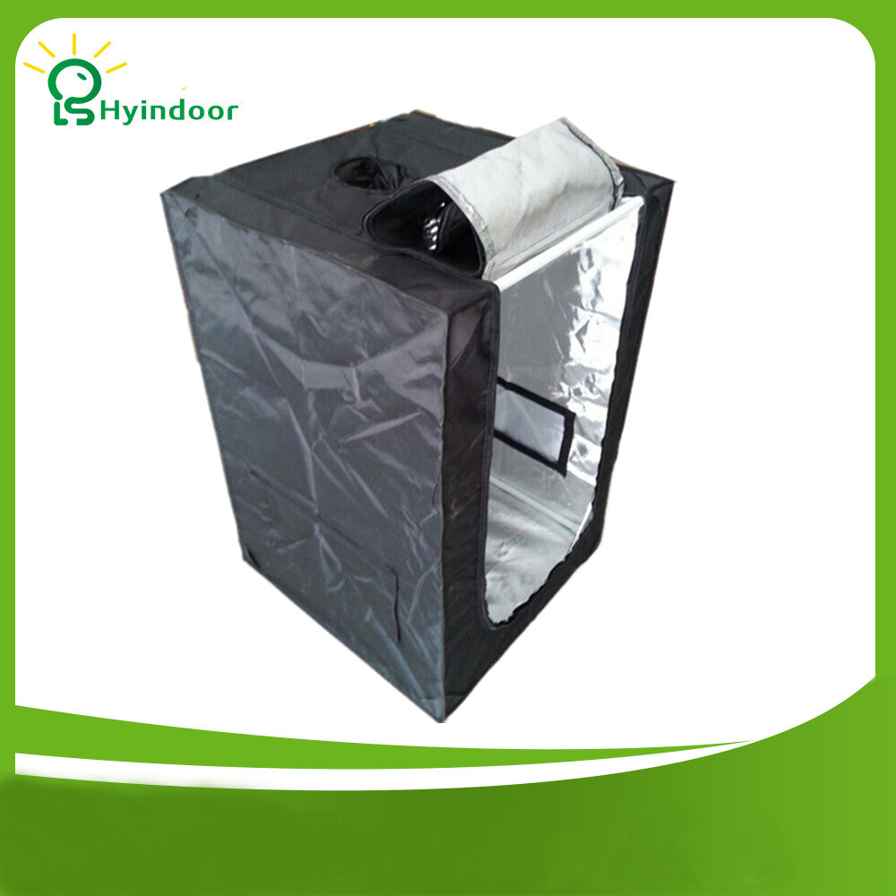 FREE SHIPPING 24* 24* 36INCH(60x60x90cm)MINI indoor Hydroponics Grow Tent Greenhouse Reflective Mylar Non Toxic Room
