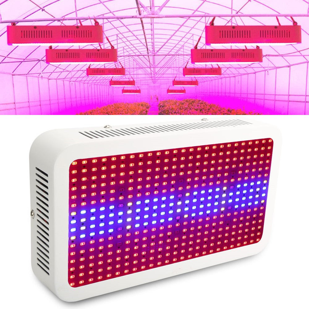 400W 600W Full Spectrum LED Grow Light Grow Lamp Greenhouse Hydroponic Systems Best for Medicinal Plants Growth Flowering