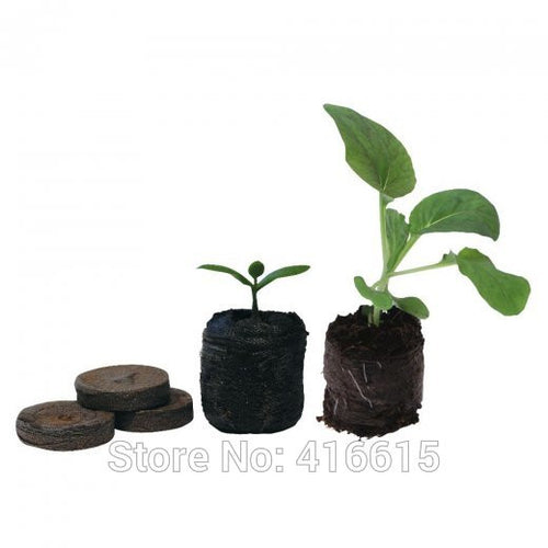 90 Count 25mm Jiffy Peat Pellets Seed Starting
