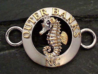 Outer Banks Topper - Seahorse