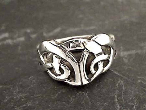 Size 5.25 Sterling Silver Ring