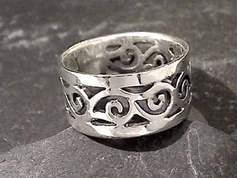 Size 6.5 Sterling Silver Ring