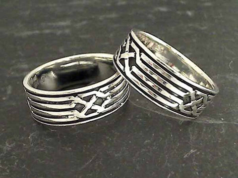 Size 13 Sterling Silver Ring