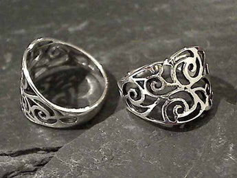 Size 5 Sterling Silver Ring