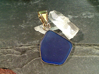 Recycled Glass, Alchemia Pendant