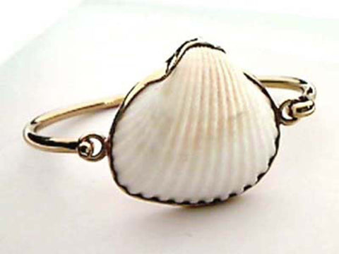 Ark Shell, Alchemia Bangle Bracelet