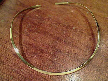 Alchemia 4mm Neck Cuff
