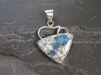 K2 Stone, Sterling Silver Pendant