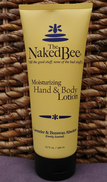 Lavender / Beeswax Hand Body Lotion 6.7 oz