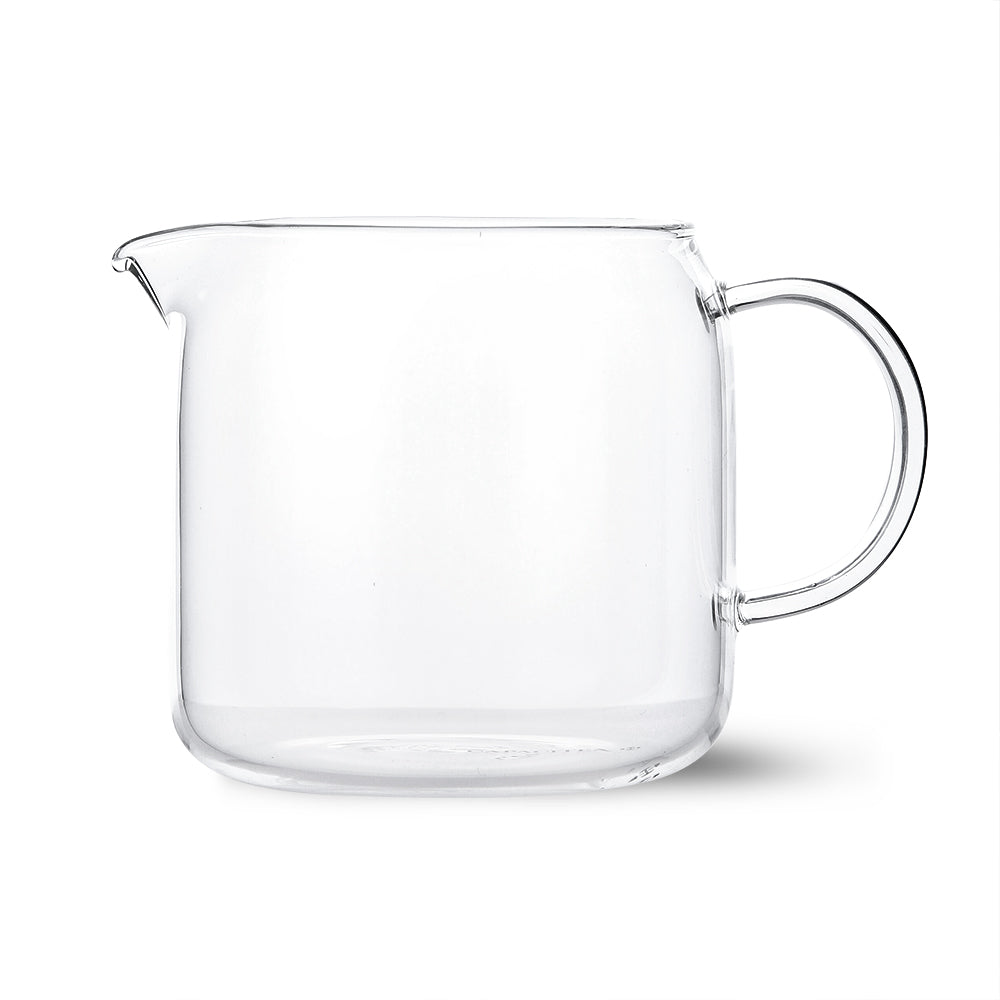 Capacitea's elegant serving cup for serving a cup of Chinese tea. Chinese calls is it fair cup