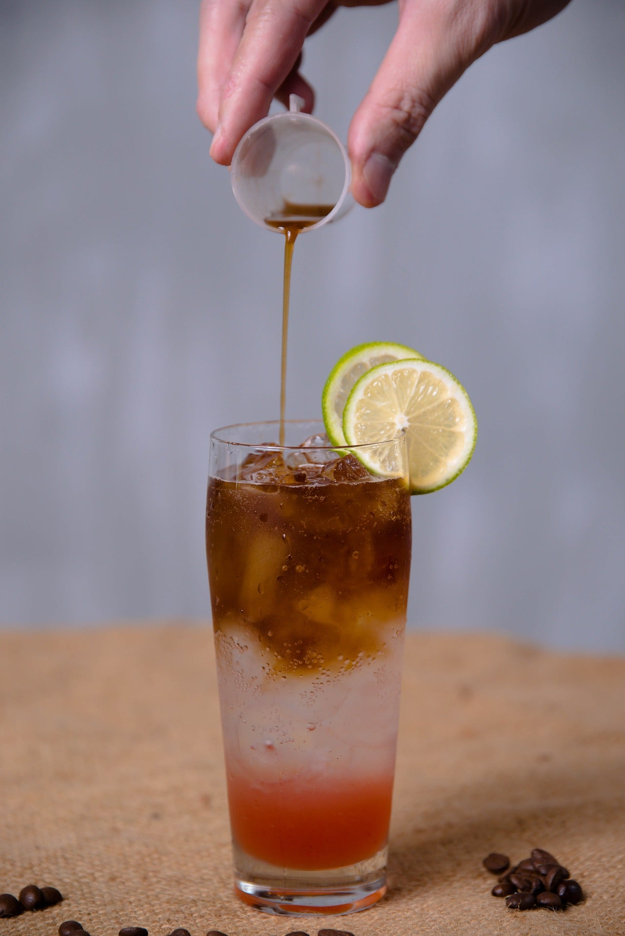 cold brew extracted infusion tea