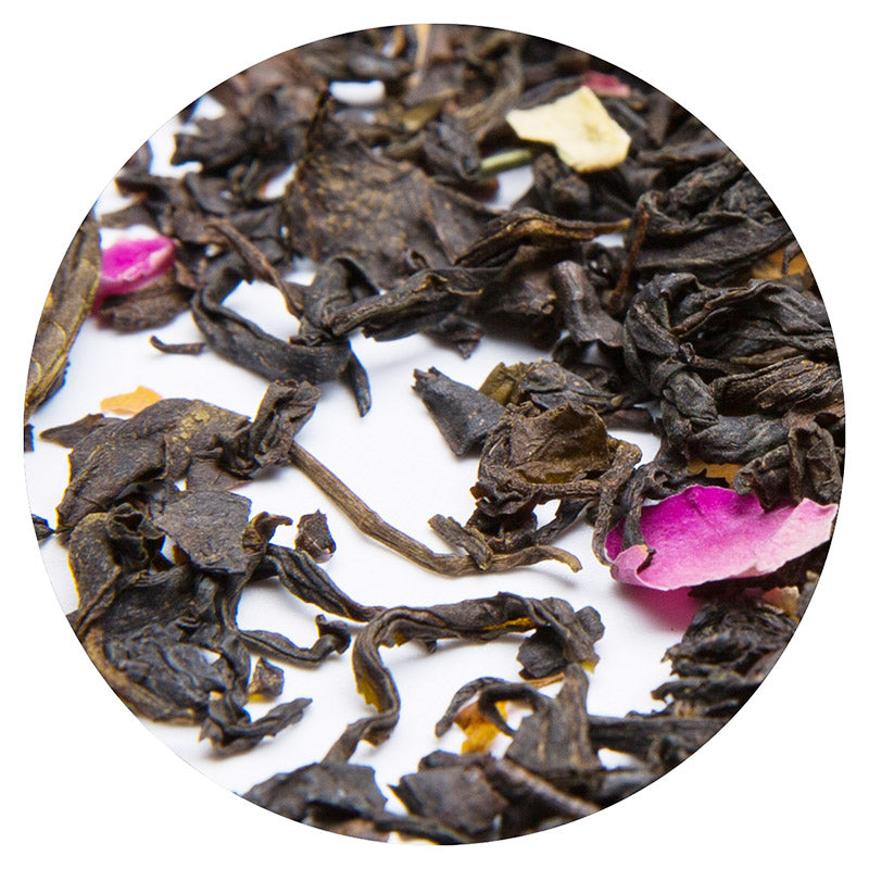 Dark Rose Waltz Teabag