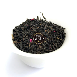 Dark-Rose Waltz Loose Leaf Tea