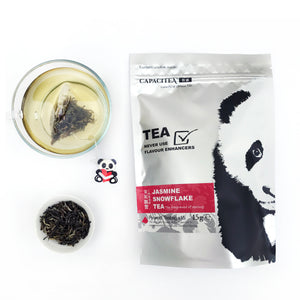 Chinese Jasmine Tea x 15 Pyramid Teabags