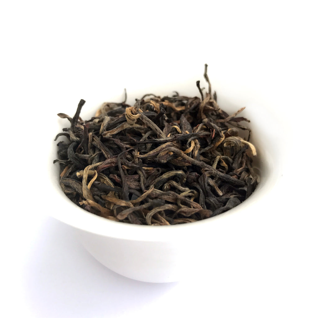 Oriole Yellow Loose Leaf Tea
