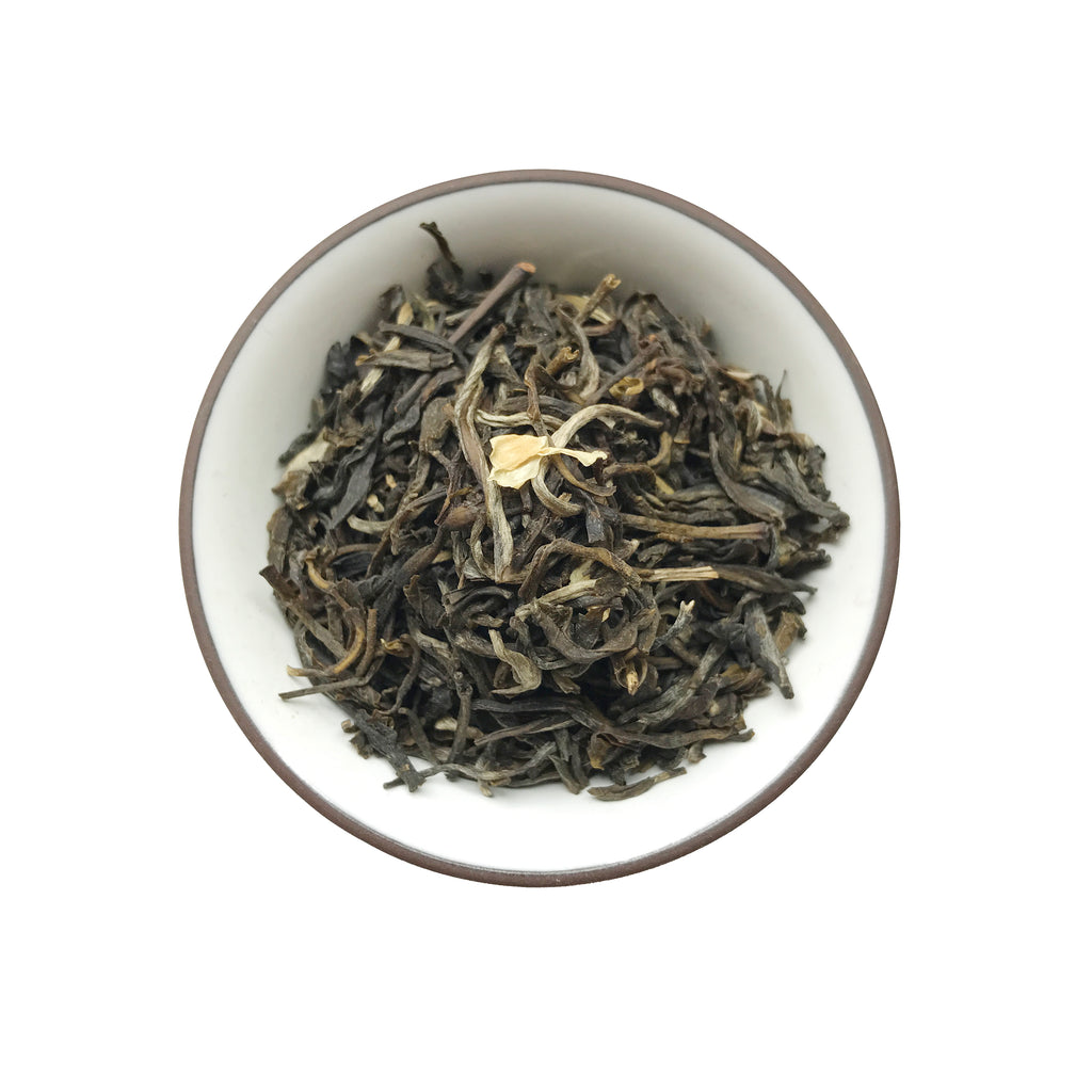 Jasmine Snowflakes Loose Leaf Tea