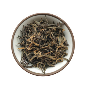 Premium Yellow Loose Leaf Tea