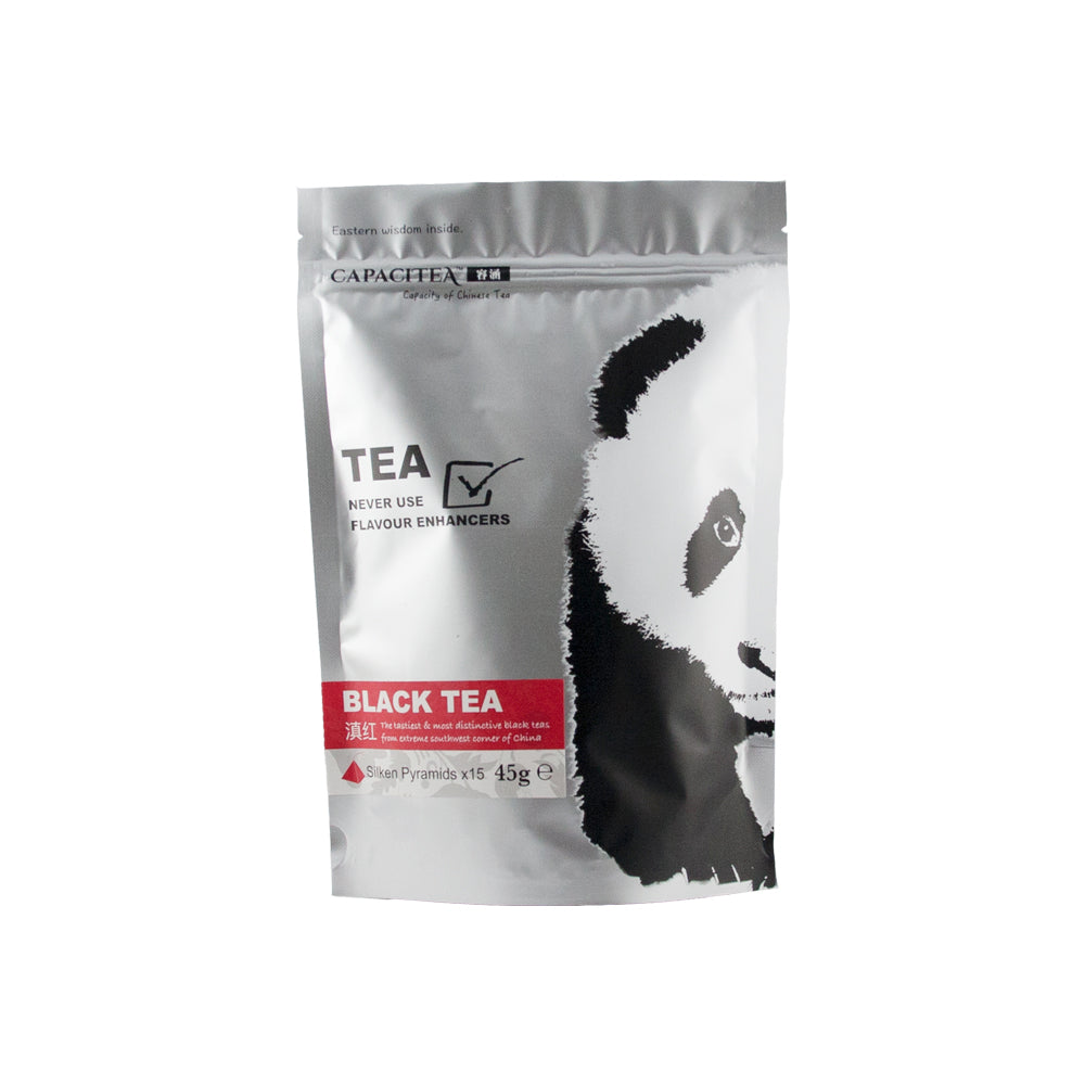 Chinese Black Tea x 15 Pyramid teabags