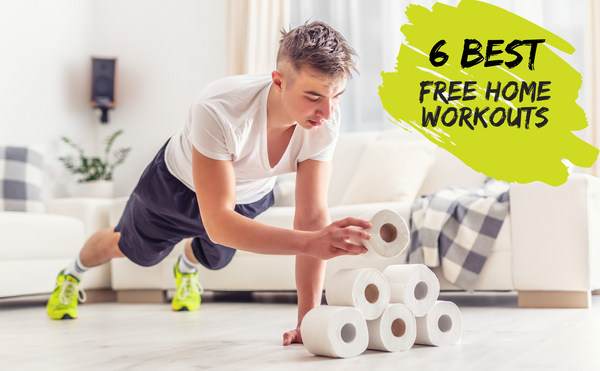 6 Best Free Home Workouts during Lockdown Covid-19 Coronavirus