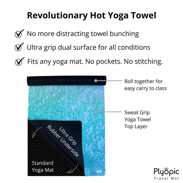 Plyopic Hot Yoga Towel