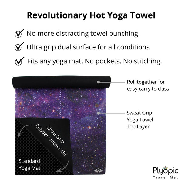 Persia Travel Yoga Mat