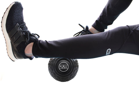 Calf Muscle Massage Ball Foam Roller