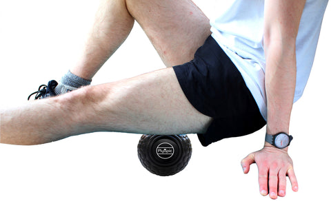 Hamstring Muscle Massage Foam Roller Ball