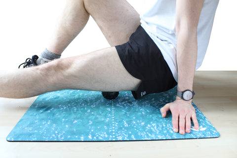 Hamstring Muscle Massage