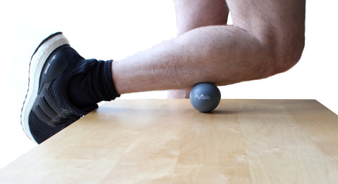 Tibialis Anterior Muscle Massage Ball