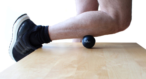 Tibialis Anterior Muscle Black Massage Ball