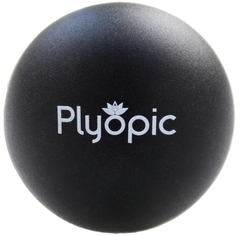 Plyopic Black Massage Ball