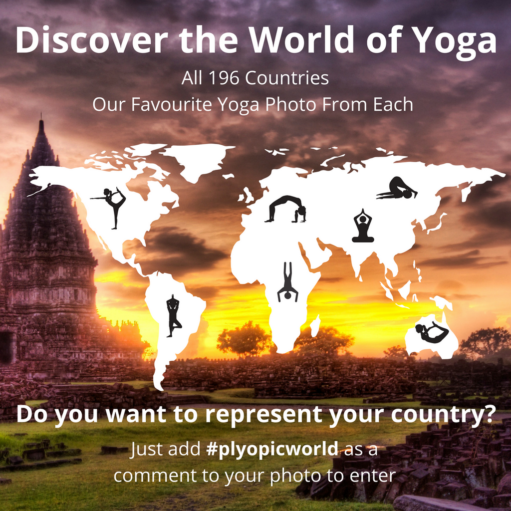 Plyopic Discover the World of Yoga