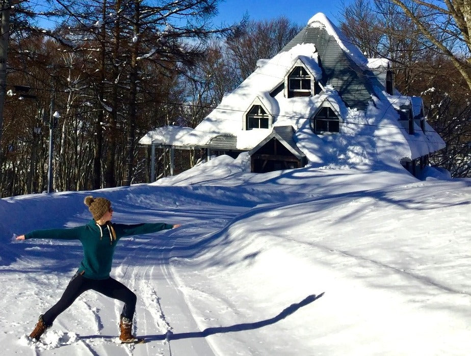 The Beautiful Synergy of Yoga and Skiing
