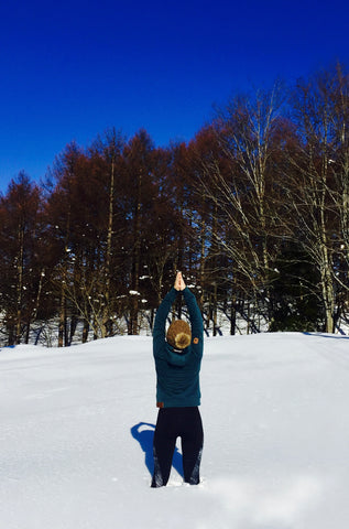 Ski-Yoga-Sun-Salutation-Pose