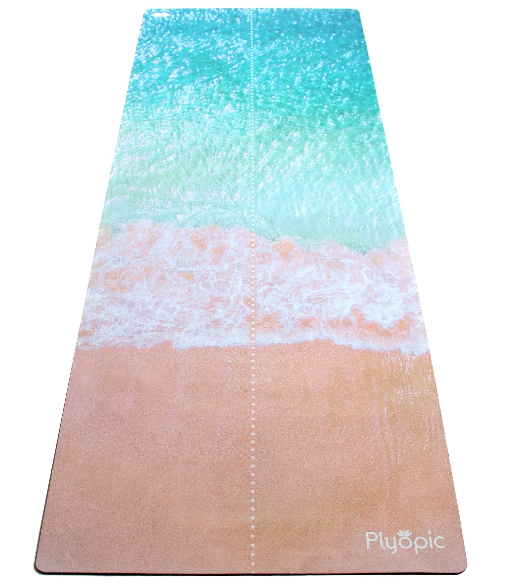 Plyopic-All In One Yoga Mat Beach Face-Yoga Mat