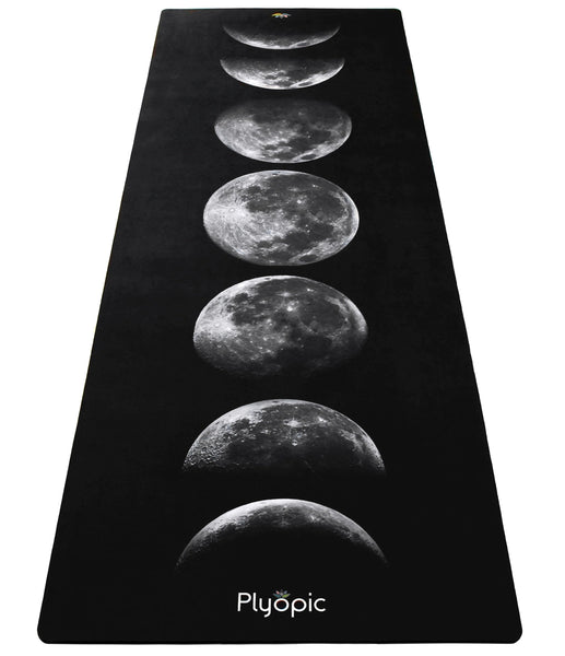 Plyopic-All In One Yoga Mat Moon Phases-Yoga Mat