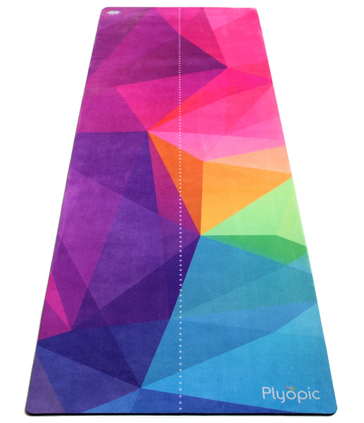 Plyopic-All In One Yoga Mat Neometric-Yoga Mat