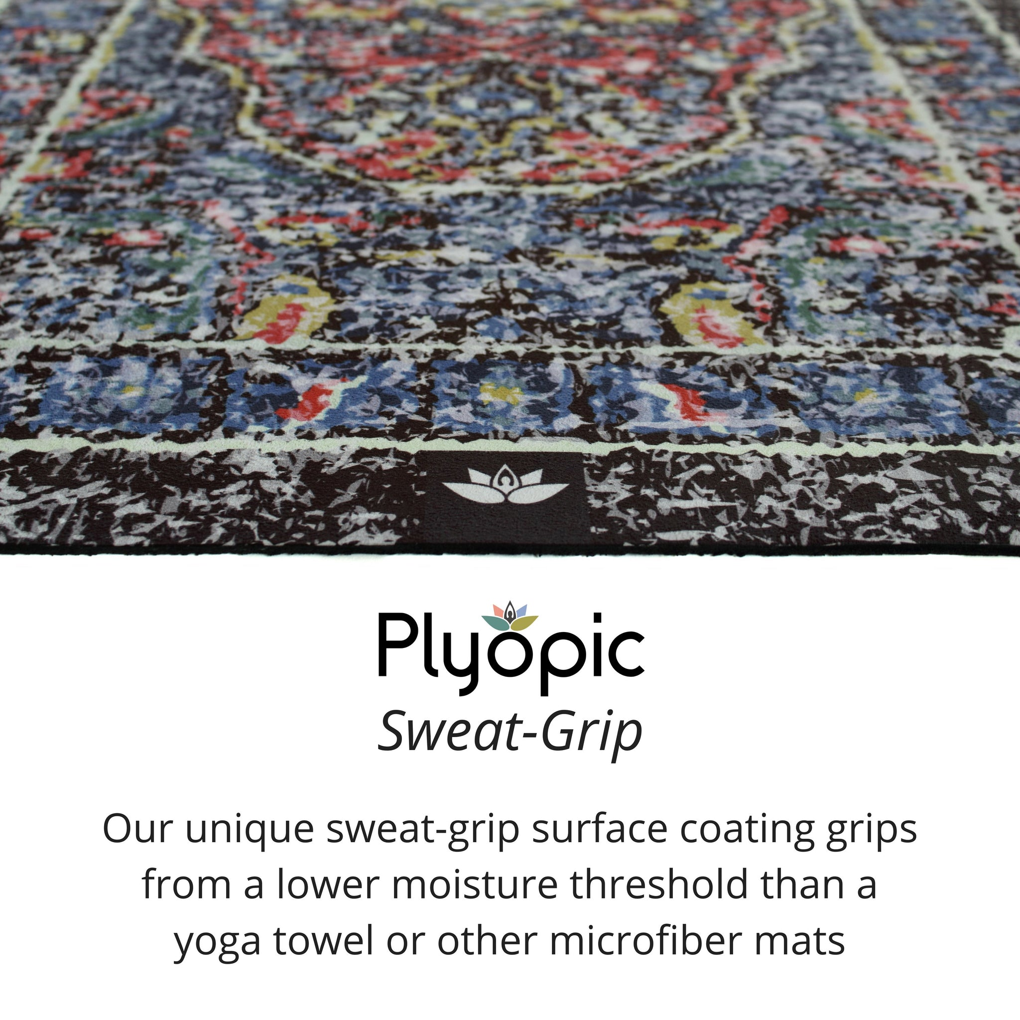 Plyopic-All In One Yoga Mat Persia-Yoga Mat