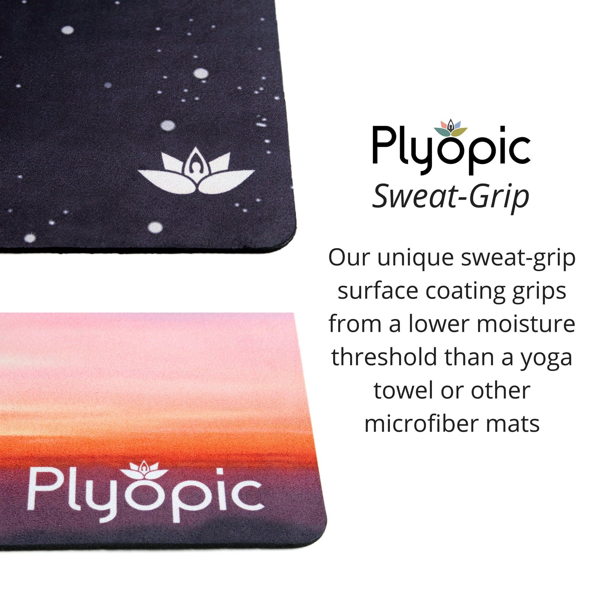 Plyopic-All In One Yoga Mat Stratospheric-Yoga Mat