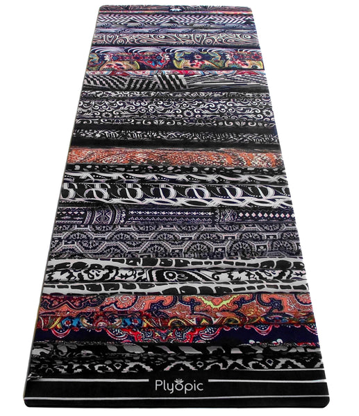 Plyopic-All In One Yoga Mat Tribal-Yoga Mat