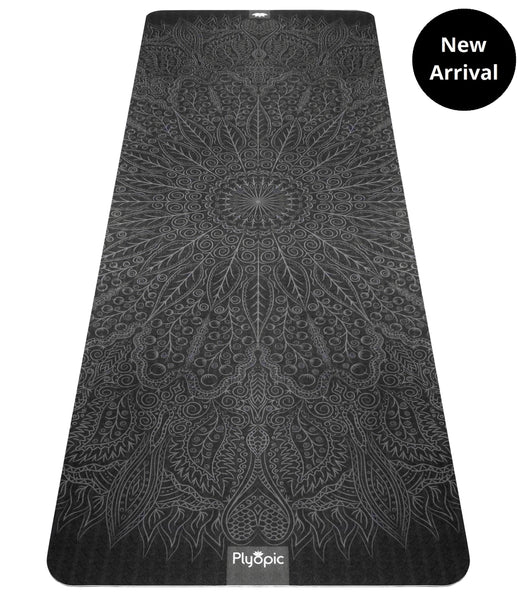 Plyopic-Printed Yoga, Pilates & Exercise Mat - Mandala-Yoga Mat