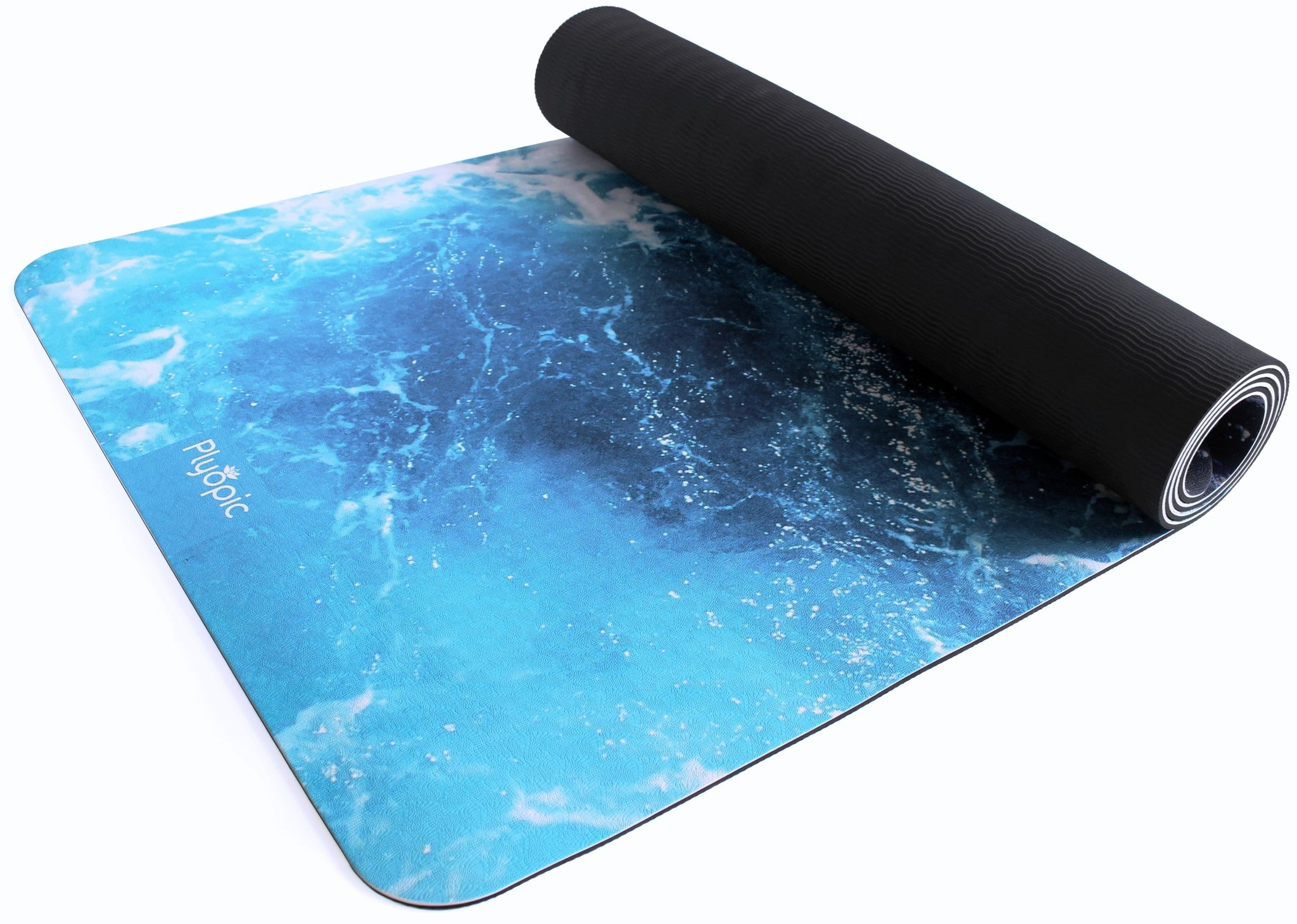 Plyopic-Printed Yoga, Pilates & Exercise Mat - Pacific-Yoga Mat